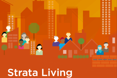 new strata living guide nsw fair trading
