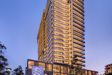 Rhodes Sydney Pinnacle Mirvac Strata Plus Management