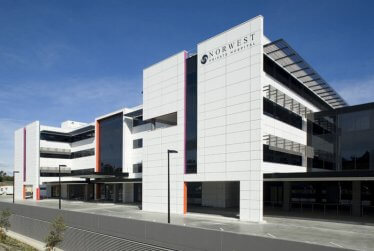 Nowwest in the suburbs of Bella Vista Baulkham Hills Strata Plus Management