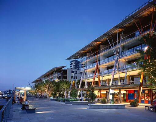 King Street Wharf Restaurants Darling Harbour